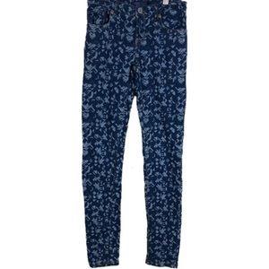 Levi's Girls' Super Skinny Fit Knit Jeans